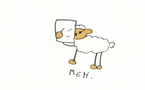 mouton sceptique