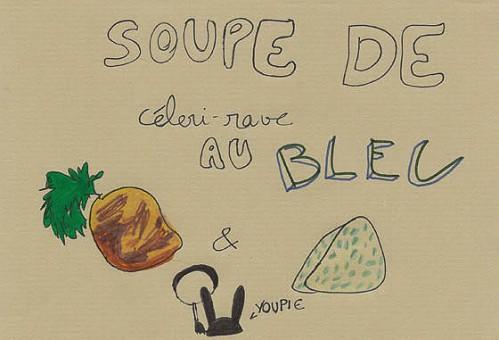 soupe bleu 1
