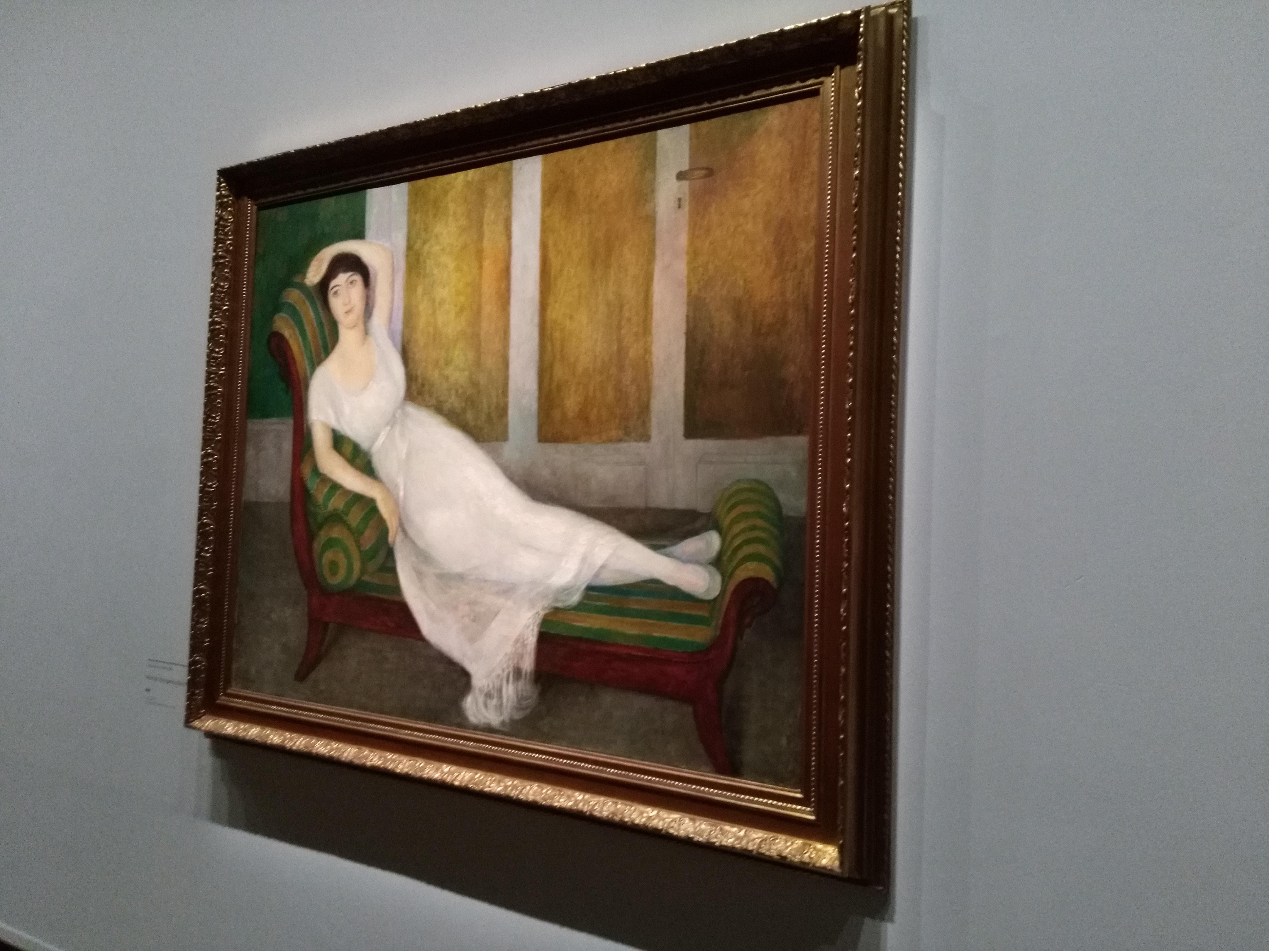 expo grand palais mexique 1900 1950 portrait angeline beloff diego rivera