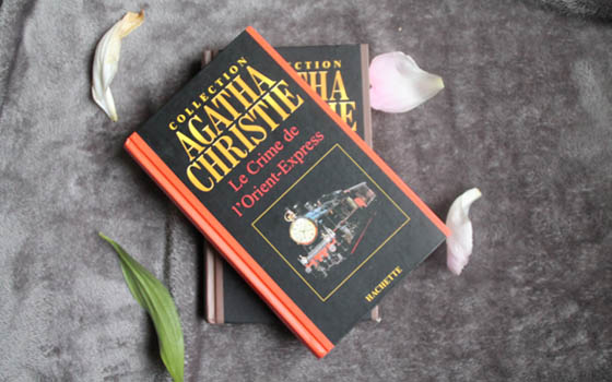hercule poirot agatha christie le crime de l'orient express hachette